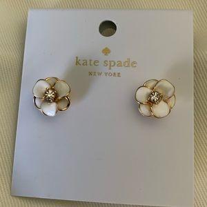 KATE SPADE FLOWER STUD